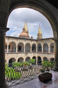 Cathedral and Government Palace