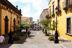 Guadalajara old town