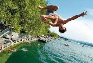 Zurich_lake