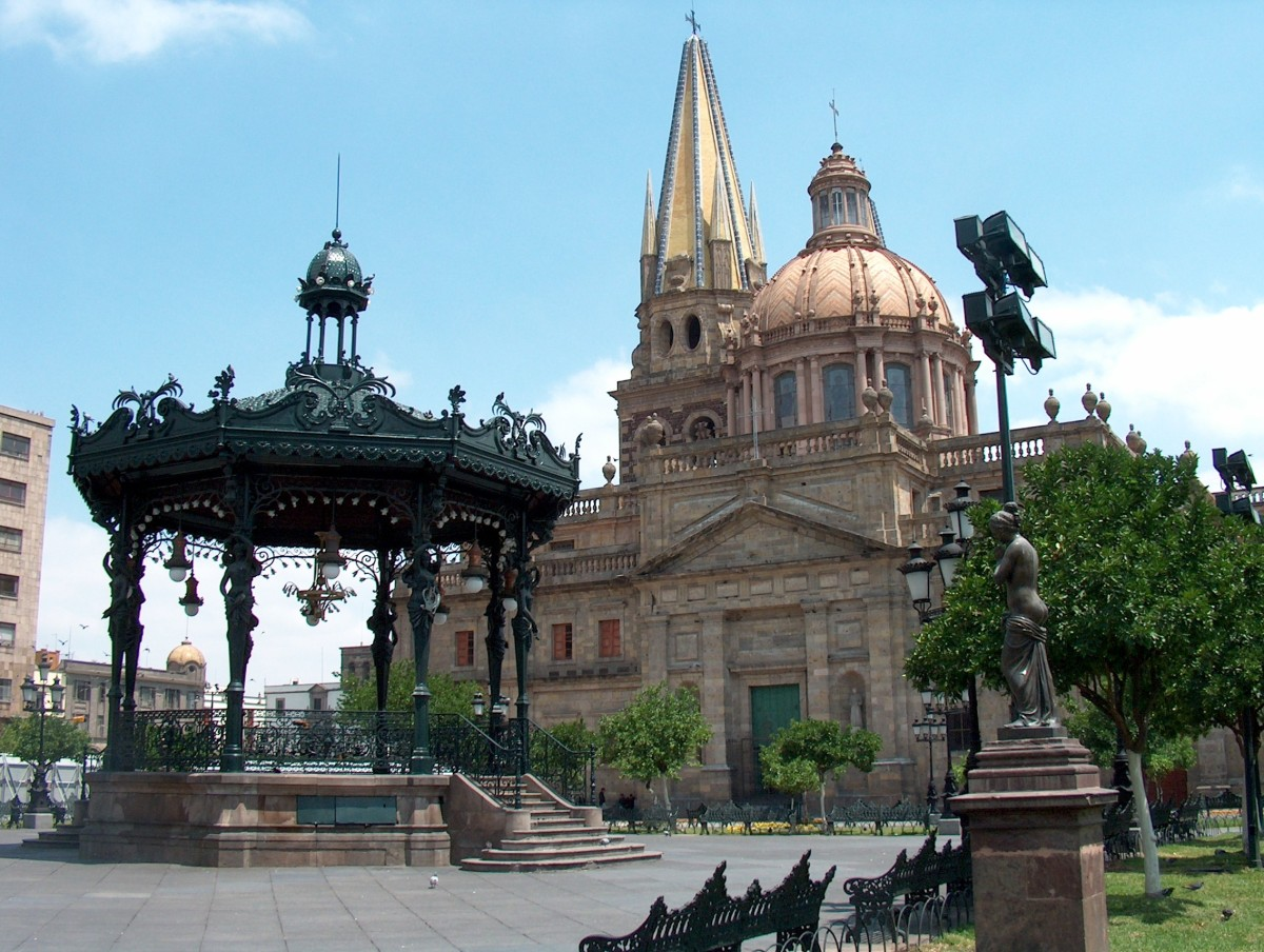 Safe Places To Travel In Mexico City