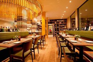 Bach14 offers a distinctly modern take on classic German fine dining.