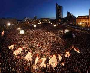 Leipzig - Festival of Lights © LTM Punctum Schmidt